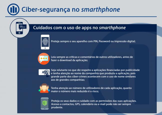 segurança smartphone